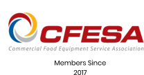 commercial food equipment service association