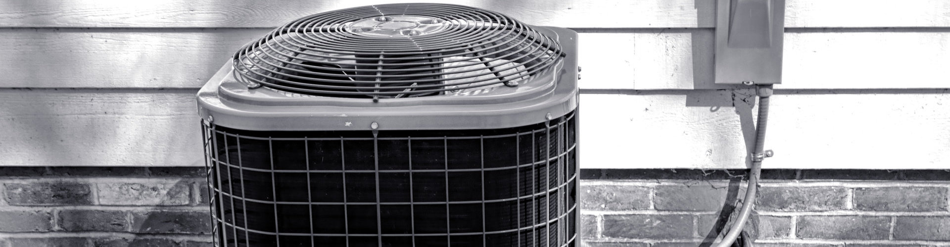 photo of air conditioner cooling fan